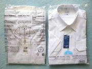 Original Olymp Pilotenhemden Halbarm Gr