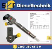 Bosch Einspritzdüse 0445110328 Injektor Renault
