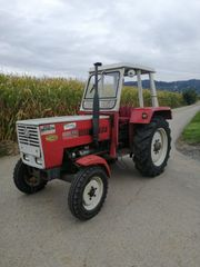 Steyr 540 mit 2 DW