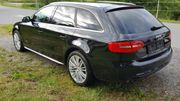 Audi A4 Avant B8 TDI