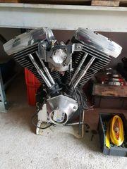 Harley Davidson Evo Motor 1340ccm