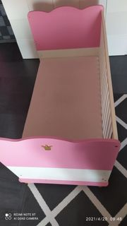 Babybett Kinderbett 120x60