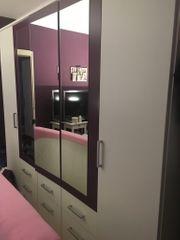 Kleiderschrank Schlafzimmer Schrank 5 Türig