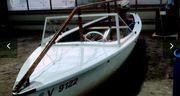 Fischerboot Gundel Badeboot