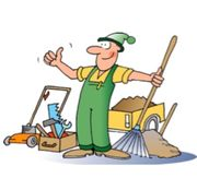 Ich suche einen Hausmeister Job