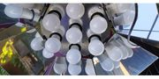 Spot Lampe mit 7 LED