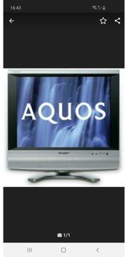 LCD TV Sharp Aquos LC-20S4E