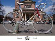 Gazelle Rennrad mit breiten Reifen