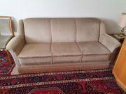 Ausziehbare Couch Dreisitzer