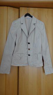 Damen Jacke Kurz Blazer Taillierte