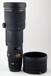 Sigma 500mm 4 5 EX