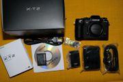 Fujifilm Fuji X-T2 schwarz XT2