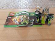 Lego Ninjago Schrein der Giftnattern