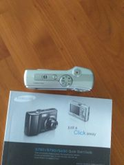 Camera Samsung S750