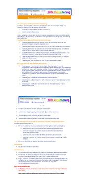 Corona Premium Reiserücktrittsversicherung Reiseschutzbrief - Corona