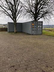 Möbeleinlagerung Lagerhalle Umzugsgut Container frei