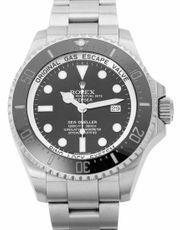2013 Rolex Deepsea 116660 Stahl