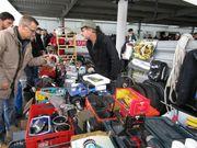 Oltimer Teilemarkt am Sonntag 28