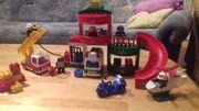 Lego Duplo Feuerwehr Polizeistation