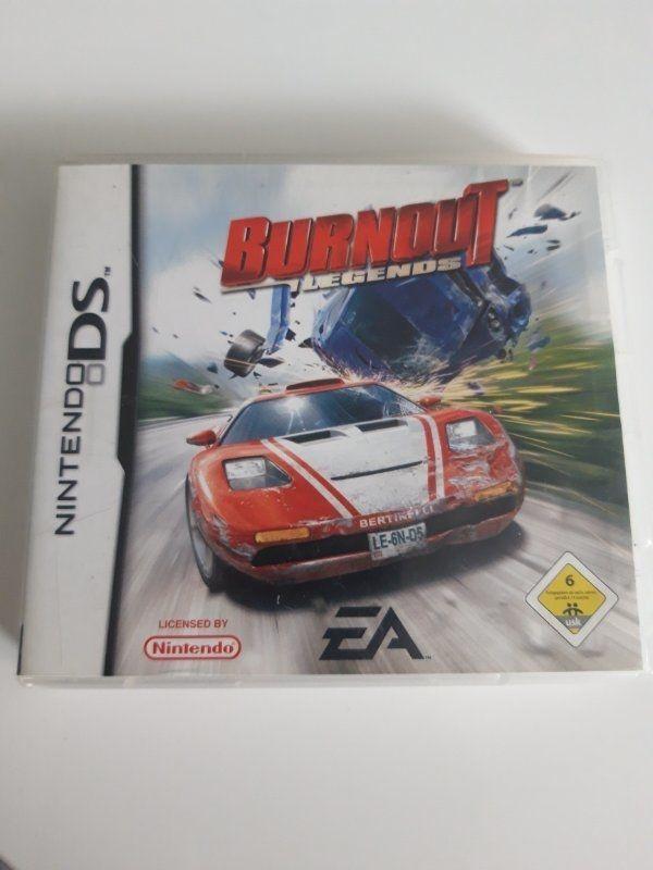 Burnout DS Spiel