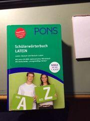 PONS Schülerwörterbuch Latein ISBN 978-3-12-517534-1