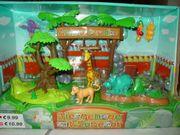 NEU OVP Tiergehege Zoo Tierpark