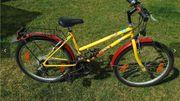Kinder- Jugendmountainbike