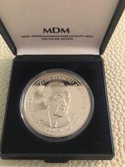 1992 Deutschland - Medaillen KONRAD ADENAUER