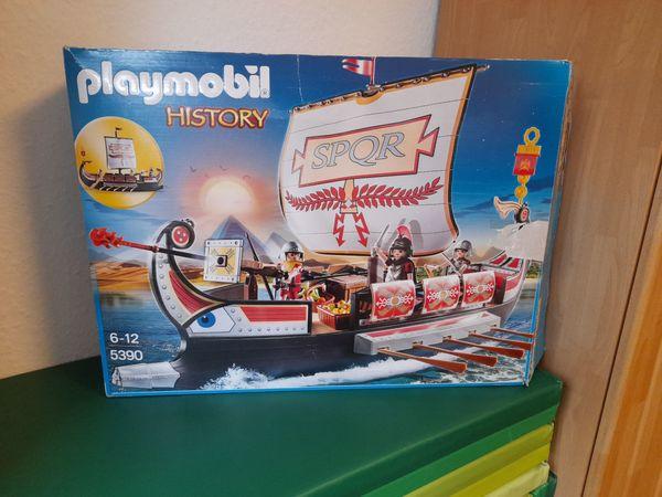 Playmobil Römische Galeere 5390
