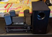 Surround-Anlage ONKYO 5 1