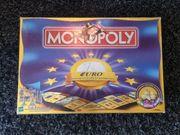 Spiel - Monopoly Sammler Ausgabe- Euro