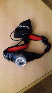 1x LED Headlight Stirnlampe