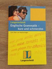 Englisch Grammatik-kurz schmerzlos Üben Nachschlagen