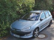 Peugeot 206 - Diesel - zum Ausschlachten
