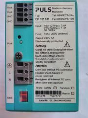 PULS DP 155 131 DC