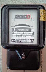 Strom-Zwischenzähler und HAGER-Elektro Bauelemente