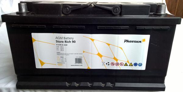 Phaesun Store Rich 90 AGM