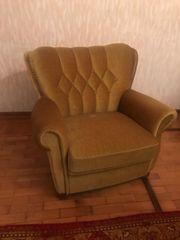 Sofa 3 Sitzer 2 Sessel