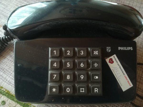 Tastentelefon Fa Philips