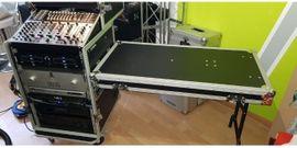 DJ, Disco (Equipment) - PA Anlage mit Lichtanlage DMX