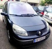 Renault Scenic Technisch und Optisch