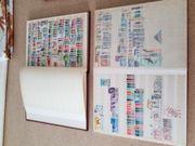 ca 2000 Briefmarken aus vielen