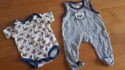 Baby Set Strampler und Body