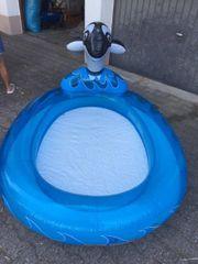 Große Kinder schwimmpool