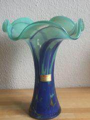 VASE Joska Design mundgeblasen Glas