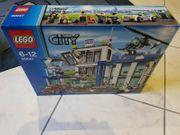 LEGO City Polizeistation 60047 Gebraucht