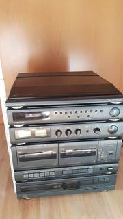 Stereo-Kompaktanlage Schneider MIDI 2271 RC