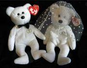 Das Hochzeitspaar - Mr und Mrs