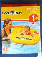 Baby Schwimmsitz Deluxe Pool School