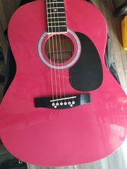 Martin Smith W-100-PNK-PK Acoustic Gitarre